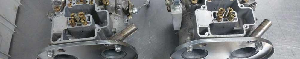 Revisie klassieke auto's motoren en karts